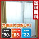断熱断冷カーテン(幅110高さ225cm 2枚組) WPC-...