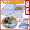 山佐(ヤマサ/YAMASA) わんにゃんぐるめ(自動給餌機) CD-400(C) クリア ペット用自動給餌機 餌やり器 自動えさやり器 【送料無料】