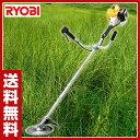 リョービ(RYOBI) エンジン刈払機 EKK-2370 草刈 草刈り機 掃除 清掃 【送料無料】
