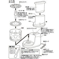 山善(YAMAZEN)電気大根おろし器おろしの達人YDS-350(W)