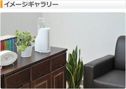 山善(YAMAZEN)ペットボトル式加湿器(アロマポット付)(木造約3畳・プレハブ約6畳)KP-C055(W)ホワイト
