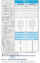 �����˥�(DAINICHI)�ϥ��֥�åȼ��ü���HD�����(��¤8.5���ޤ�/�ץ�ϥ��μ�14���ޤ�)HD-5013(H)���졼