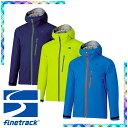 ファイントラック(finetrack) エバーブレス® フォトン ジャケット (メンズ/ジャケット レインウェア 雨具) FAM0321-D4