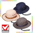 【ミレー MILLET】 ポケッタブル ハット / POCKETABLE HAT(帽子 ハット)【2017年 春夏の新商品】