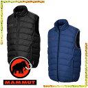 【マムート MAMMUT】 FREEFLIGHT Down Vest(メンズ/ダウンべスト)【2017年 秋冬の新商品】☆お店で採寸しました☆