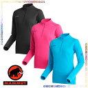 マムート(MAMMUT) PERFORMANCE Thermal Zip long Sleeve Women (レディース/長袖 ジップシャツ) 1016-00100