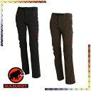 【特価】 マムート(MAMMUT) SOFtech TREKKERS Advanced Pants Women (レディース/パンツ ソフトシェル) 1020-10750