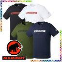 【マムート MAMMUT】 Promo T-Shirt AF Men(メンズ/半袖 Tシャツ)【2017年 春夏の新商品】☆お店で採寸しました☆