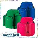 【モンベル mont‐bell】 トリプルポケットパック 40(キッズ 子供用)【2016年 春夏Newモデル】