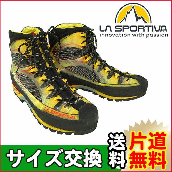 【スポルティバ LA SPORTIVA】 トランゴ Trango Cube GTX☆登山靴ぴったりサイズを選べます☆