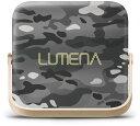 LUMENA(ルーメナー)アウトドア充電式LEDランタン LUMENA7 ルーメナー7 迷彩グレイ キャンプ アウトドア 防災グッズLUMENA7GLY