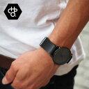 【CHPO】HAROLD [保証書付き] / 腕時計 ユニセックス 本革 アナログ レザー ビジネス プレゼント ギフト ビックフェイス (ネコポス不可..