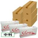 まとめ買い 業務用ペーパータオル 中判 Slow REG 200枚×30袋×5箱 30000枚