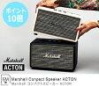 Marshall Speaker ACTON マーシャル コンパクトスピーカー アクトン CREAM BLACK Bluetooth対応 オーディオ機器 高音質 iPhone iPod iPad PC スマートフォン 10P03Sep16