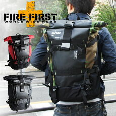 fire first ファイヤーファースト バッグ リュック 鞄 多機能 大容量 ショルダーバッグ