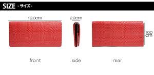 説明4|【送料無料】【日本製】艶やかな漆で立体的な幾何学模様を表現した本革フラップ長財布【ISURUJAPON】メンズレディースユニセックス天然牛革上質国産
