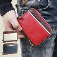 二つ折り財布 財布 二つ折り メンズ ラウンドファスナー ツートンカラー ジッパー mobac【P16Sep15】《メンズ/二つ折り財布 男性用/二つ折り財布 財布/二つ折り 二つ折り/財布 メンズ/二つ折り 財布/二つ折り財布》