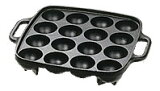 カセットコンロ専用 鉄鋳物製 イワタニ カセットフー たこ焼きプレート 岩谷産業 CB-P-T
