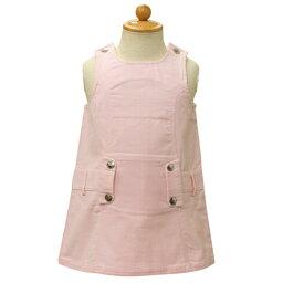 ベビーディオール Baby Dior コーデュロイ サロペット スカート CD-0252PK 【あす楽対応】【のし対応】【ブランド子供服】