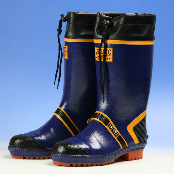 【長靴 安全】4層構造で3倍強い安全長靴《福山ゴ...の商品画像