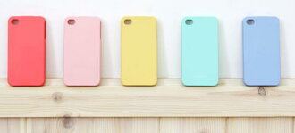 Case serie soft 8 colors!