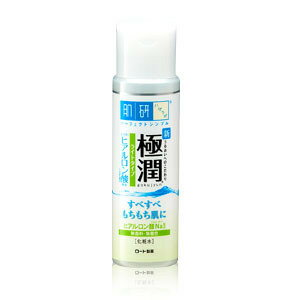 Hadalabo skin research poles gokujun hyaluronic lotion light moist