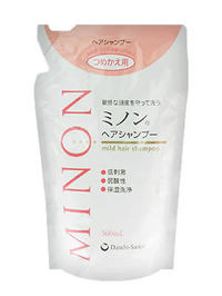 Hair shampoo [refillable 360mL]