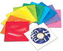 【楽天ポイント専用】CD封筒 全10色セット(180ポイント)
