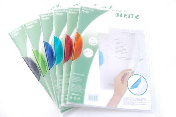 【LEITZ/ライツ】カラークリップファイル LZ4174 【クリップファイル】【事務用品…...:e-office:10001059