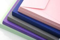 【Clairefontaine-Pollen】クレールフォンテーヌポレン封筒ポストカードサイズ20枚セット