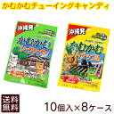 【送料無料】選べる!かむかむキャンディ80個(10個入×8ケース)
