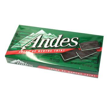 アンデス クリームミントチョコレート132g │輸入菓子 海外のお菓子│