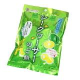 シークワーサーのど飴 [メール便可] 【沖縄 お土産 お菓子】