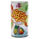 パインマンゴ190g(果汁30%)|南西食品 ジュース|