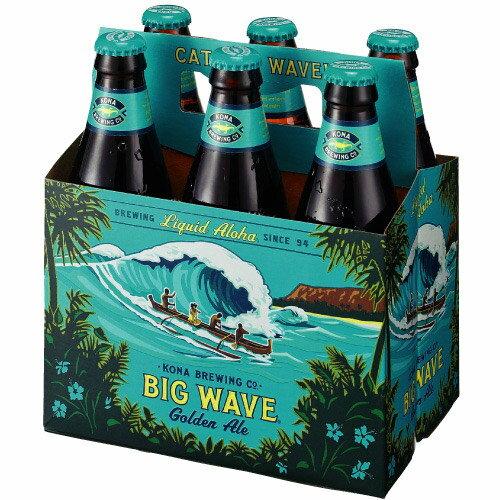 【ハワイ お土産】コナビール ビッグウェーブ6...の紹介画像3