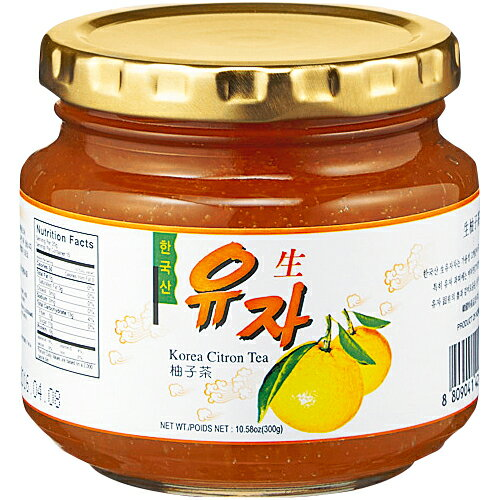 【韓国 お土産】韓国 ゆず茶4瓶セット 柚子茶...の紹介画像2