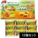 【クーポン利用で5%OFF】【台湾 お土産】台湾 パイナップルケーキ12箱セット|焼菓子