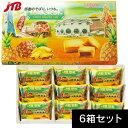 【クーポン利用で5%OFF】【台湾 お土産】台湾 パイナップルケーキ6箱セット|焼菓子
