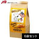 【300円OFF】ハワイアンホースト クッキー6袋/151007120