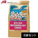 【バリ島 インドネシア お土産】バリ マカダミアナッツクッキー6袋セット クッキー 東南アジア 食品