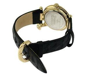 VivienneWestwoodヴィヴィアンウエストウッド腕時計VV006BKGDレディース【あす楽対応】【smtb-k】【w3】