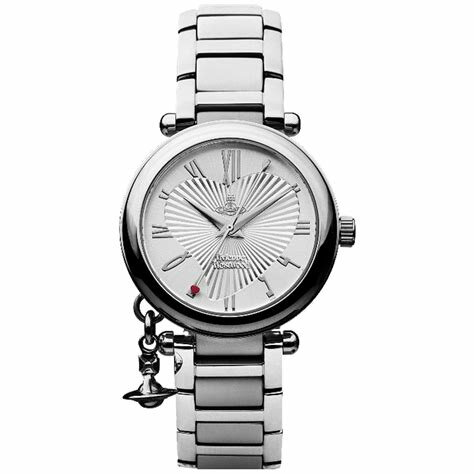Vivienne Westwood ヴィヴィアンウエストウッド 腕時計 Orb VV006SL レディース