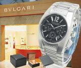 BVLGARI ブルガリ 腕時計 エルゴン クロノグラフ EG35BSSDCH ブラック ボーイズ【smtb-k】【w3】【楽ギフ包装】【RCP】【SS05P02dec12】【マラソン201307】