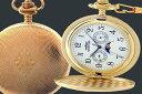 MONTRES モントレス 923 ムーンフェイス 懐中時計 柄付 ゴールド/アラビア