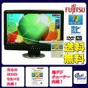 富士通 デスクトップパソコン Windows7 中古パソコン デスクトップ 一体型 本体 Kingsoft Office付き Pentium DVD 地デジ 4GB/500GB FH530/1AT 送料無料 【中古】