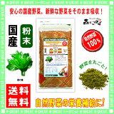 【】 国産 桑の葉粉末 ( 100g )[ やさいパウダー100% ] 野菜ジュースの素 ■ 国産 野菜粉末くわの葉 ( 桑葉 ) クワの葉