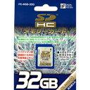 SDHCメモリーカード 32GB PC-MSD-32G 01-3343 オーム電機
