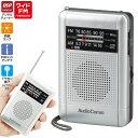 AudioComm DSP内蔵ダイヤルラジオ_RAD-H235N 03-1273 オーム電機