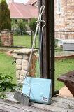 【レビューで5%OFF♪】DULTON ダルトン 『スマイリーセット ロングハンドル Smilly set long handle』 ほうき/ホウキ/ちりとり/チリトリ/塵取り/ブ
