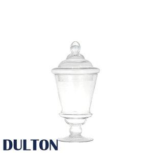 ダルトン コルネット キャニスター ガラス瓶 アンティーク